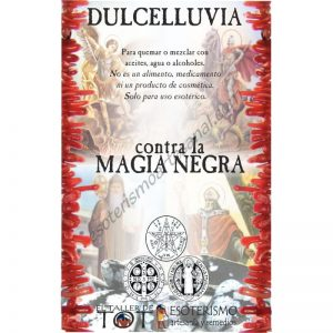 DULCELLUVIA -*- Contra la MAGIA NEGRA