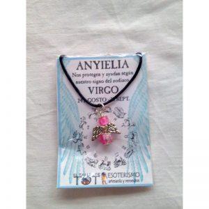 ANYELIA - VIRGO - Babyguard del Zodiaco