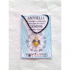 ANYELIA - GEMINIS - Babyguard del Zodiaco