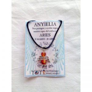 ANYELIA - ARIES - Babyguard del Zodiaco