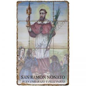 """LÁMINA A4 """"Pergaminada"""" - SALUD - EMBARAZO - SAN RAMÓN NONATO"""