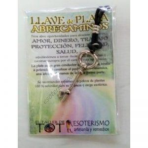 LLAVE ABRECAMINOS - plata - 03