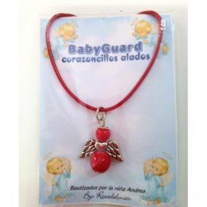 BABYGUARD ROJO - Angelito Protector